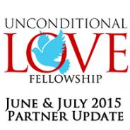 June & July 2015 – Partner Update
