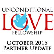 October 2015 – Partner Update