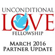 March 2016 – Partner Update