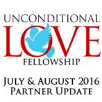 July & August 2016 – Partner Update