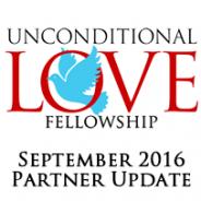 September 2016 – Partner Update