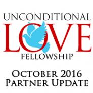 October 2016 – Partner Update