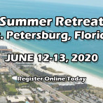 St. Petersburg, Florida Retreat – June 12-13, 2020