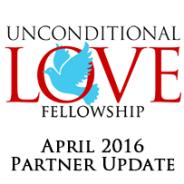 April 2016 – Partner Update