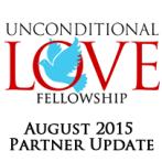 August 2015 – Partner Update