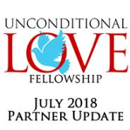 July 2018 – Partner Update