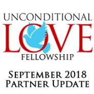 September 2018 – Partner Update